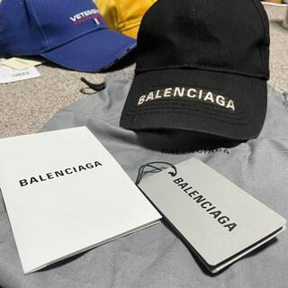 Balenciaga - 【正規品】BALENCIAGA バレンシアガ キャップ