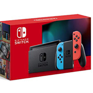Nintendo Switch - Nintendo Switch (ニンテンドースイッチ) 本体 Joy-Con