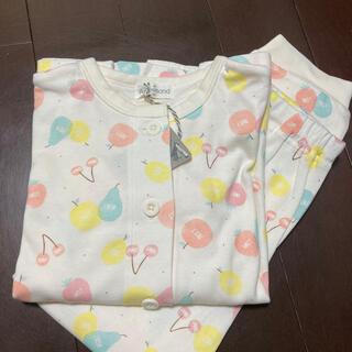 ampersand - アンパサンド   長袖長ズボン 春 パジャマ 新品未使用タグ付き サイズ120
