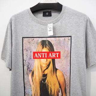 エルエイチピー(LHP)の新品 定価5940円 LHP購入 ANTI ART ボックスロゴ Tシャツ(Tシャツ/カットソー(半袖/袖なし))