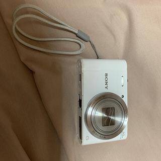 SONY - SONY Cyber−Shot WX DSC-WX300(W)