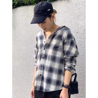 L'Appartement DEUXIEME CLASSE - 新品★AP STUDIO★ネルチェックシャツ 2020SS