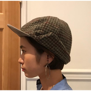 Hender Scheme - Hender Scheme tweed ear cap