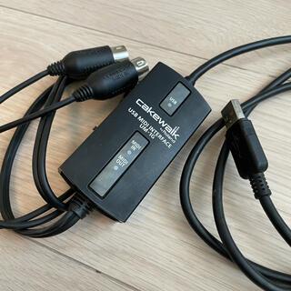 ローランド(Roland)のローランド USB MIDIインターフェース UM-1G(MIDIコントローラー)