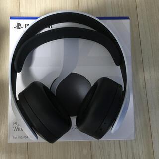 プレイステーション(PlayStation)のPS5 PULSE 3D ワイヤレスヘッドセット CFI-ZWH1J(ヘッドフォン/イヤフォン)