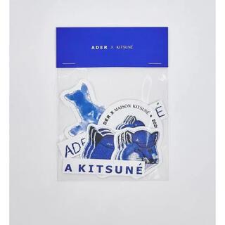 MAISON KITSUNE' - Ader error  Maison Kitsune ステッカーセット