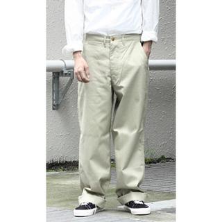COMOLI - 新品ciota シオタ 21ss SUVIN COTTON CINO PANTS