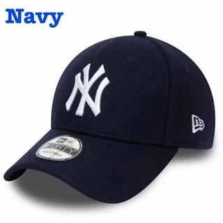 NEW ERA - New Era NY ニューエラ ヤンキース キャップ ネイビー 新品未使用
