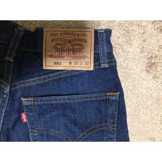 Levi's - 【Levi's】552-0301 ストレートジーンズ