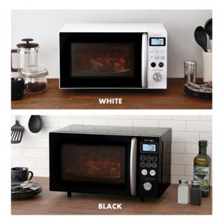 オーブンレンジ 15L MO-T1501-W MO-T1501-B 全2色
