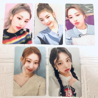ITZY NO BAD DAYS February トレカ フルセット