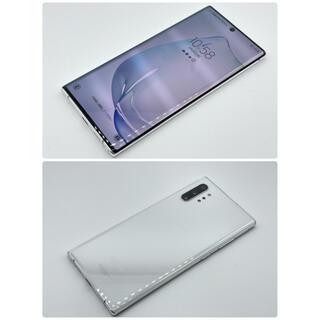 Galaxy - SIMフリー Galaxy Note 10+ 256G (SC-01M)