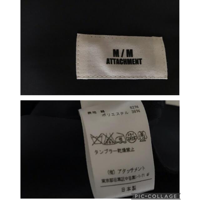ATTACHIMENT(アタッチメント)のATTACHMENT ハーフパンツ レディースのパンツ(ハーフパンツ)の商品写真