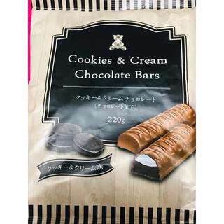バレンタイン 小分け クッキー & クリーム チョコレート 大袋(菓子/デザート)