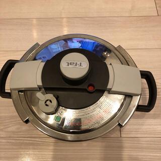 T-fal - 圧力鍋 T-fal ティファール 6L クリプソプルミエ