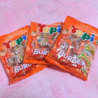 YUpi  BURGER ♡ハンバーガーグミ(菓子/デザート)