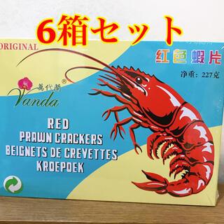 1色 えびせん 6箱セットおやつ 人気 格安 お煎餅 業務用 お買い得(菓子/デザート)