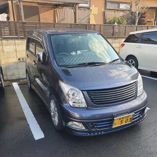 スズキ - ワゴンR