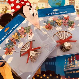 Disney - 【新商品】ディズニーリゾート*バルーンカトラリー*フォーク&スプーン10本セット