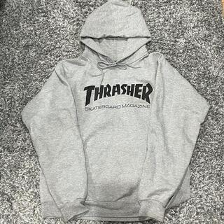 THRASHER - THRASHER パーカー
