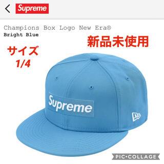 シュプリーム(Supreme)のSupreme★New Era cap 7 1/4 キャップ ニューエラ57.7(キャップ)
