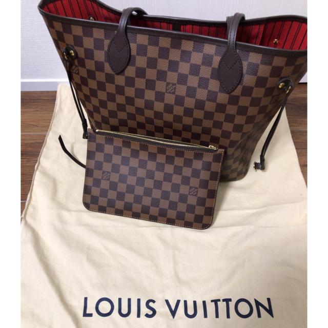 LOUIS VUITTON(ルイヴィトン)の☆新品未使用 ルイ・ヴィトン ネヴァーフルMM☆ レディースのバッグ(トートバッグ)の商品写真