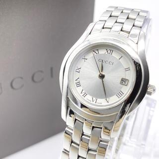 Gucci - GUCCIグッチ 新品電池 5500L  レディース腕時計