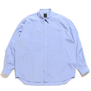 1LDK SELECT - 新品 DAIWA PIER39 Tech Work Shirts S 長袖シャツ