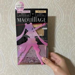 MAQuillAGE - マキアージュ ドラマティックパウダリーファンデーション