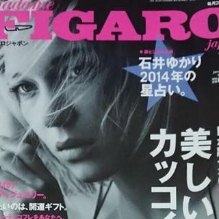 三浦春馬 FIGARO 2冊 切り抜き(ファッション)