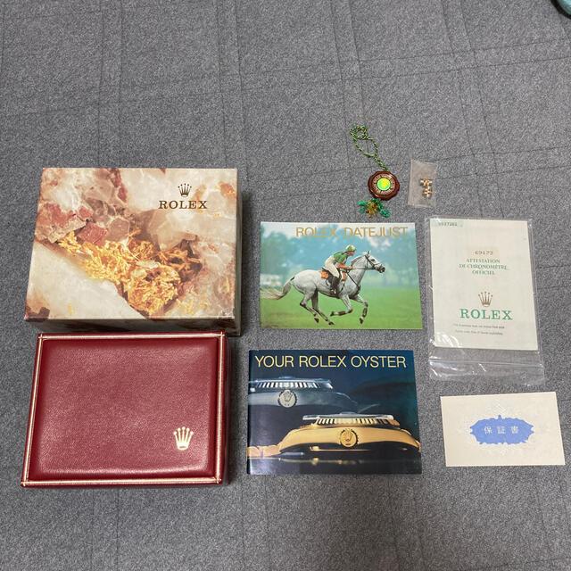 ROLEX(ロレックス)のロレックス 空き箱 メンズの時計(その他)の商品写真