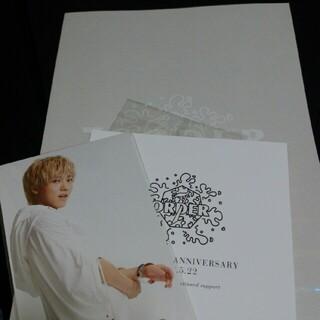 7ORDER 舞台パンフレット ポストカード 記念品(舞台/ミュージカル)