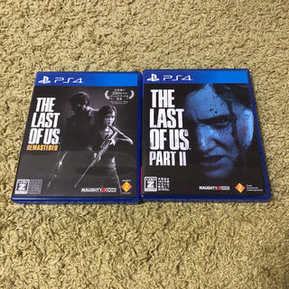 PlayStation4 - ラストオブアス 1・2 セット売り