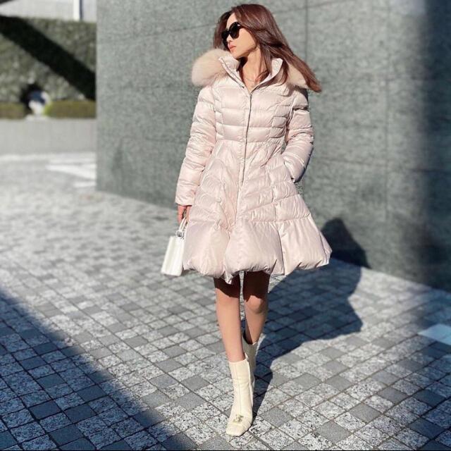 eimy istoire(エイミーイストワール)のeimyistoire eimy down dress 2020 レディースのジャケット/アウター(ダウンコート)の商品写真