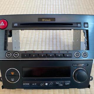 スバル(スバル)の BP5/BL5 レガシィ オーディオパネル エアコンパネル・取付ブラケット(車種別パーツ)