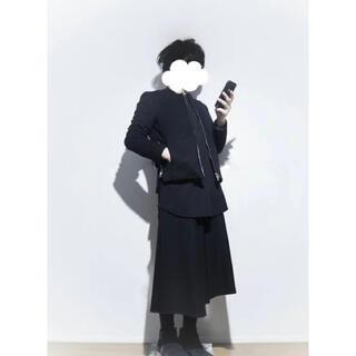 ラッドミュージシャン(LAD MUSICIAN)の日本製 LAD MUSICIAN 15AW flare wide pants(サルエルパンツ)