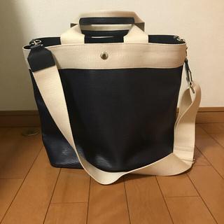 TOPKAPI - トプカピ バッグ リプルネオレザーショルダー2wayA4トートバッグ