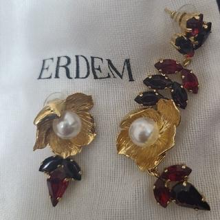 アーデム(Erdem)のERDEMクリスタル ミスマッチピアス(ピアス)