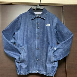 THE NORTH FACE - GTX Denim Coach Jacket / GTXデニムコーチジャケット
