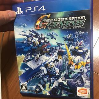 PlayStation4 - SDガンダム ジージェネレーション ジェネシス PS4 ガンダム
