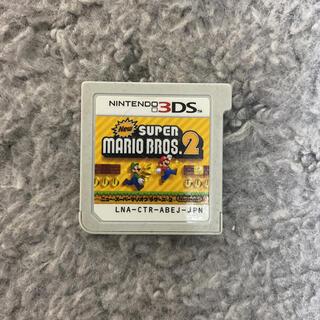 ニンテンドー3DS - 3DS ソフト New スーパーマリオブラザーズ 2