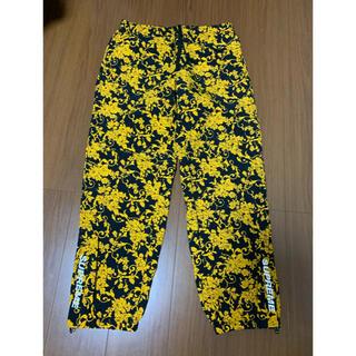 Supreme - supreme warm up pant sサイズ