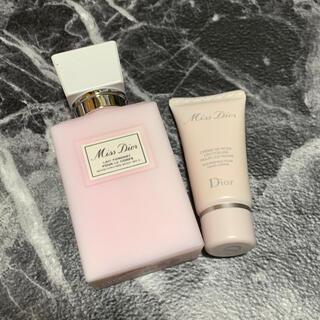 Dior - ミスディオール ボディーミルク ハンドクリーム