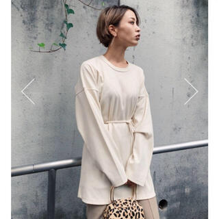 SLY - WRAP LOOSE L/S TOPS