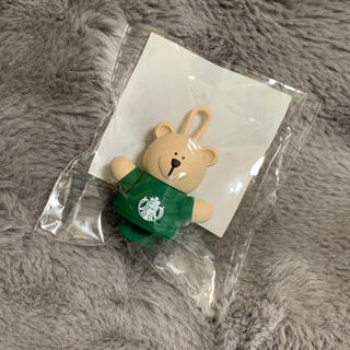 Starbucks Coffee - スタバ くま キャップ