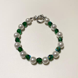KAPITAL - 【新作】pearl beads bracelet パールビーズブレスレット