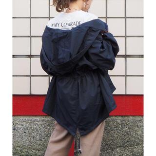 tip top - 【tiptop】マウンテンパーカー 紺 ネイビー ミリタリー ナイロン