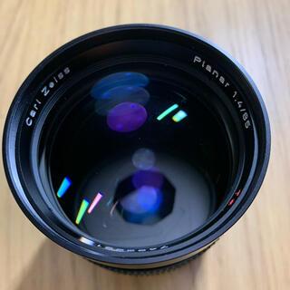 キョウセラ(京セラ)のCONTAX 85mm F1.4  MMJ(レンズ(単焦点))