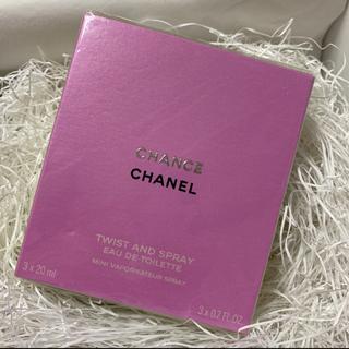 CHANEL - CHANEL チャンス ツイスト&スプレイ