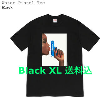 Supreme - Supreme Water Pistol Tee Black XL 送料込